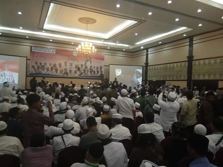 Ikut Hadir, Ustadz Asal Malang Ungkap Hal-Hal Mengharukan Selama Ijtima' Ulama II