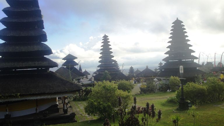 Besakih Hindu Mother Temple - Tour, Program, Trip, Itinerary, Plan, Schedule, Bali, Vacation, Leisure, Attractions, Temple