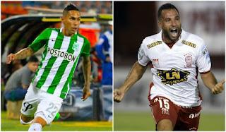 Huracán vs Atlético Nacional, Copa Libertadores