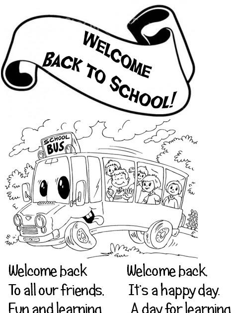 Enjoy Teaching English: BACK TO SCHOOL (poem)