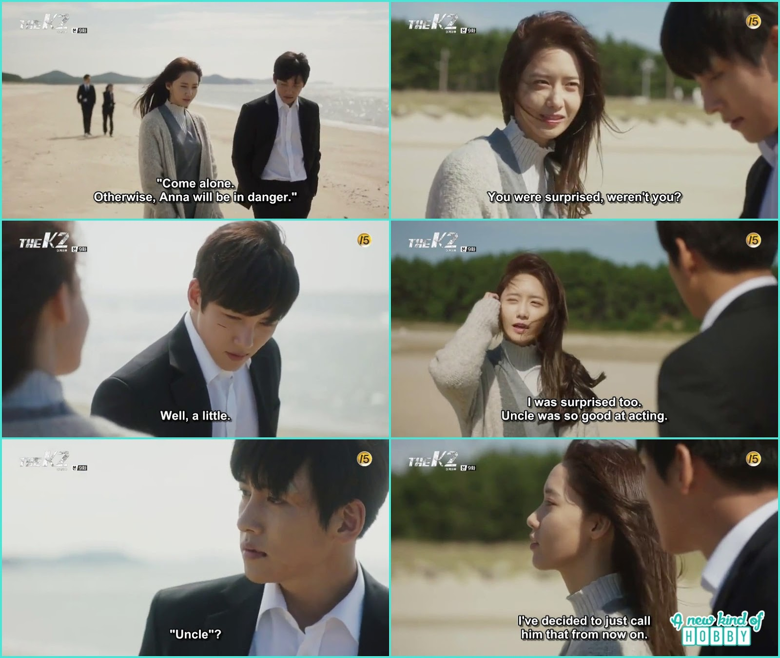 Wild Kiss near the Sea - Our Thoughts - The K2 - Ep 9 - a