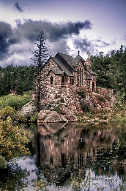 Chapel on the Rock in Estes Park, Colorado