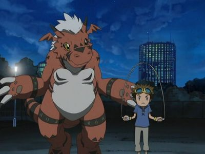 Digimon: System Restore: Tamers Episode 09: Not As Seen on TV