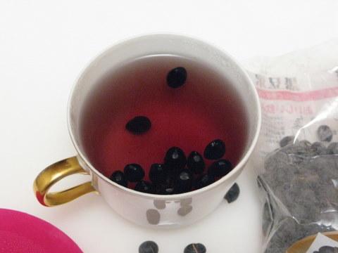 Japanese Diet Secret: Black Soybean Tea