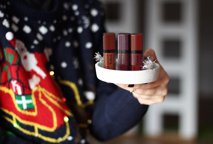 bourjois rouge velvet lipstick kissmas