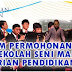Keputusan Permohonan Ke Sekolah Seni Malaysia (Malaysian School of Arts Admission Result)
