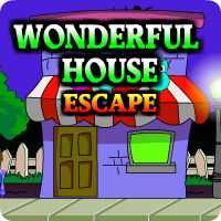 AvmGames Wonderful House Escape Walkthrough