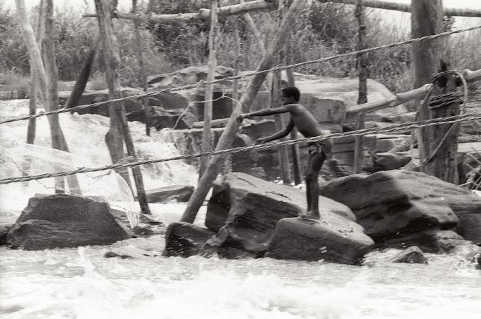 RDC, Zaïre, Kisangani, Wagénia, © L. Gigout, 1991