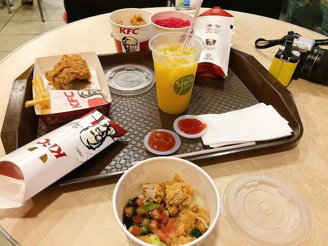 kfc di malaysia