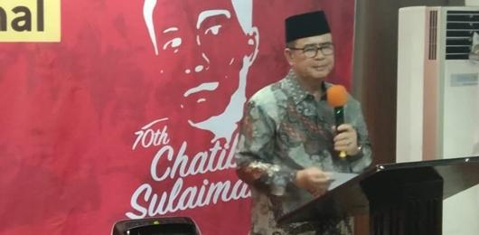 Wagub Nasrul Abit: Chatib Sulaiman Pantas Jadi Pahlawan Nasional