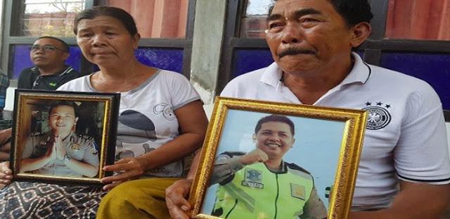 Polisi Korban Tsunami Palu Itu Calon Pengantin, Sempat Telepon Minta Didoakan