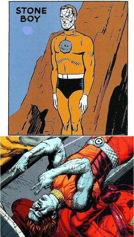 Os piores super poderes dos super-heróis dos quadrinhos - Comics ...