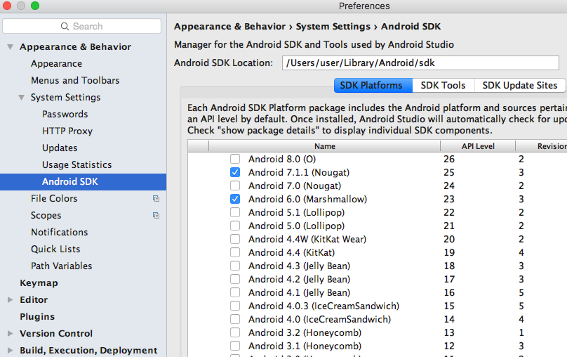 Yair Carreno: Why the emulator does not start in Android Studio?