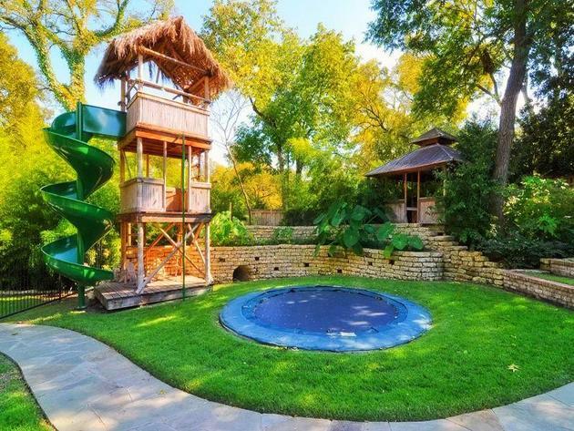Fun Backyard Landscaping Ideas For Kids