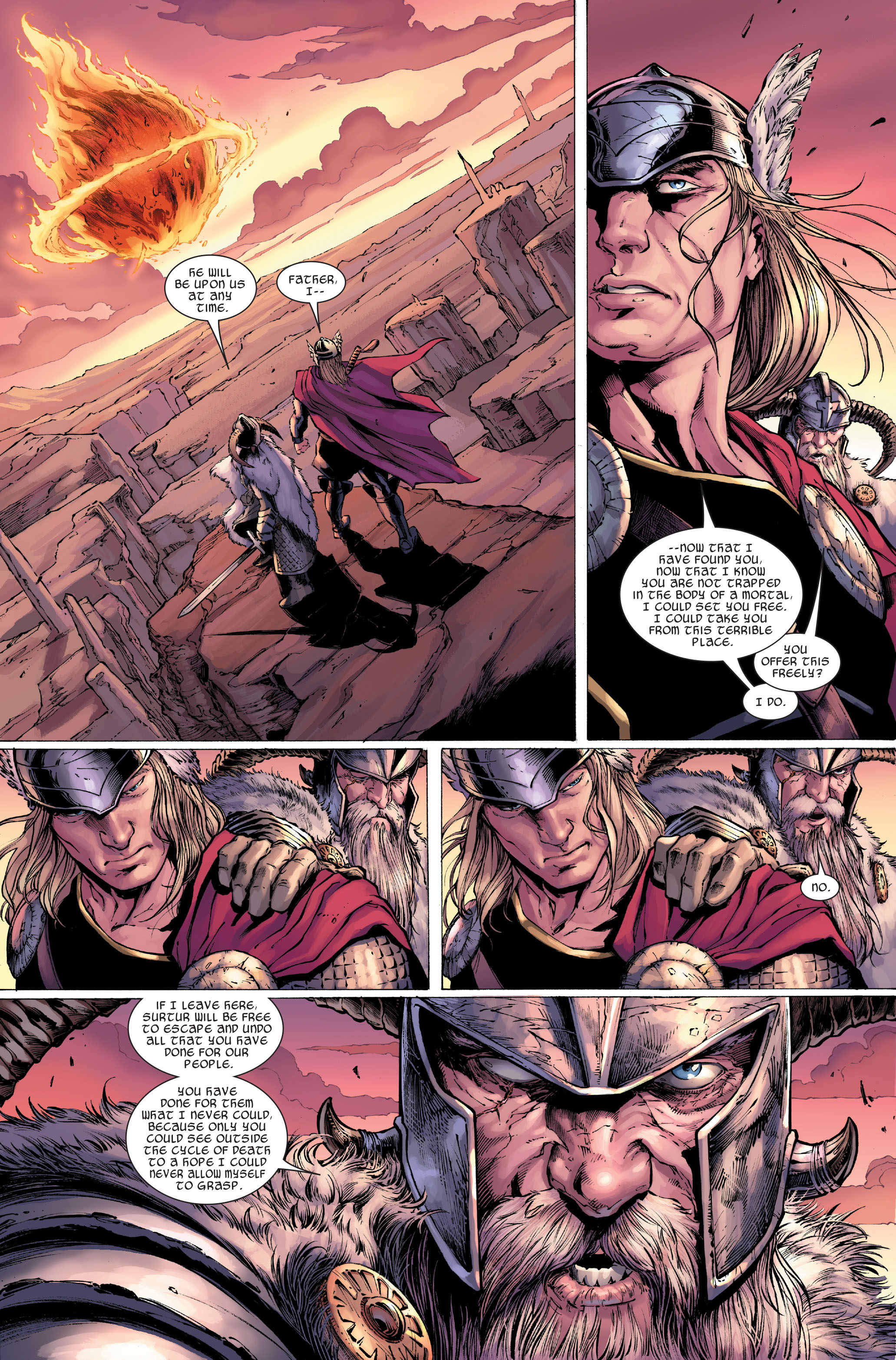 Thor (2007) Issue #8 #8 - English 13
