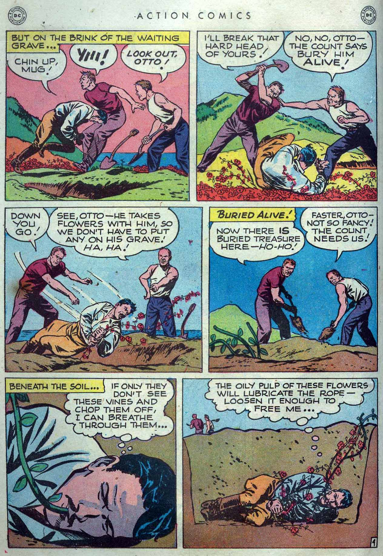 Read online Action Comics (1938) comic -  Issue #119 - 20