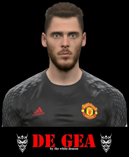 David de Gea New Face PES 2017
