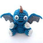 http://www.supergurumi.com/amigurumi-crochet-dragon-pattern