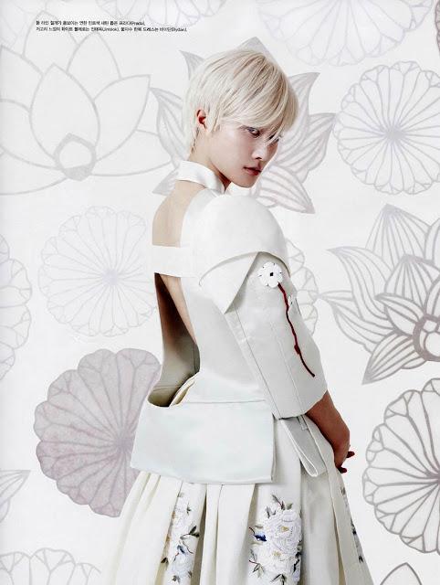 Hyun-Yi Lee by Gun-Ho Lee for Vogue Korea May 2013 Photographed by Lee Gun-Ho for Vogue Korea may 2013