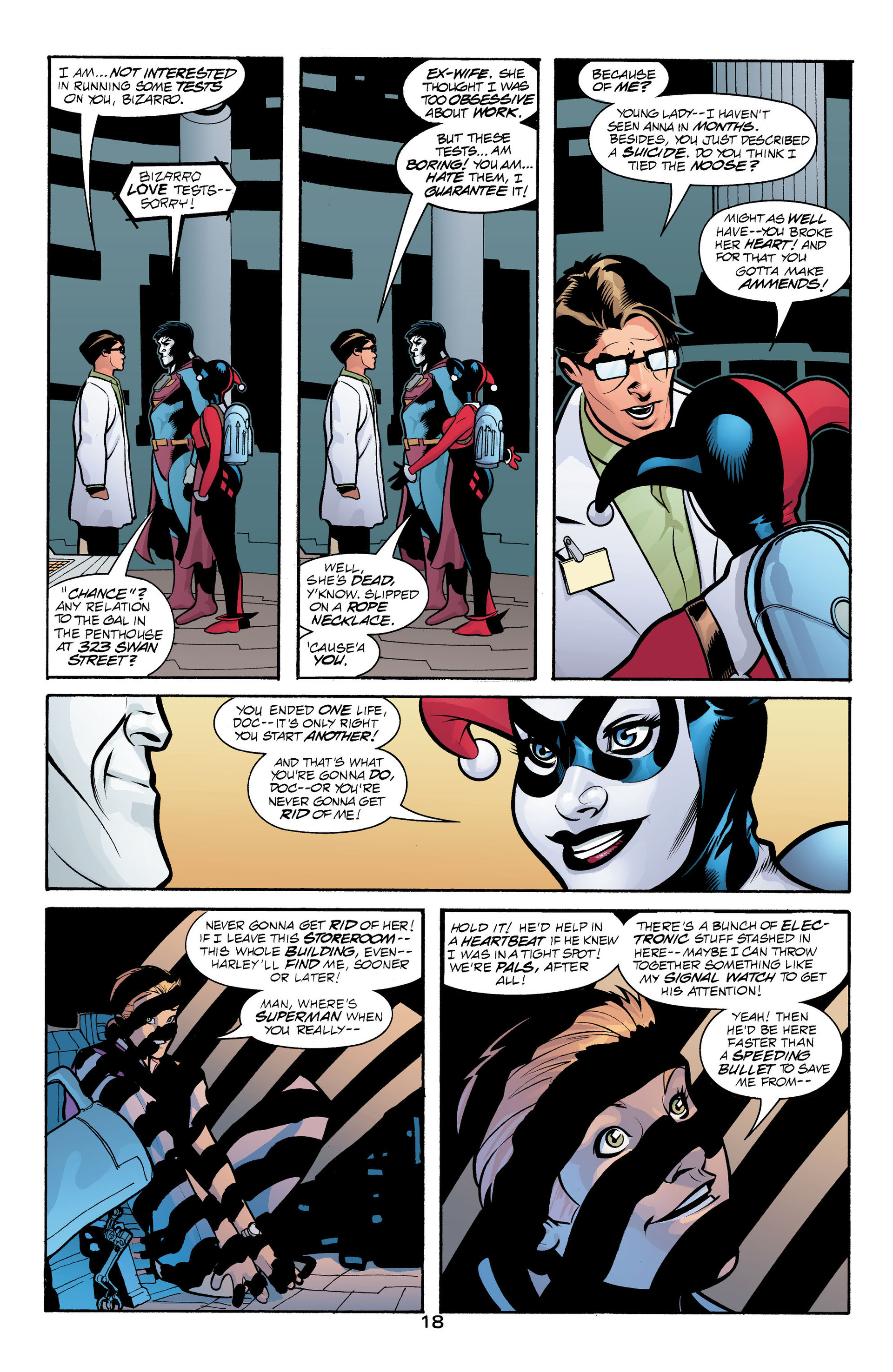 Harley Quinn (2000) Issue #18 #18 - English 19