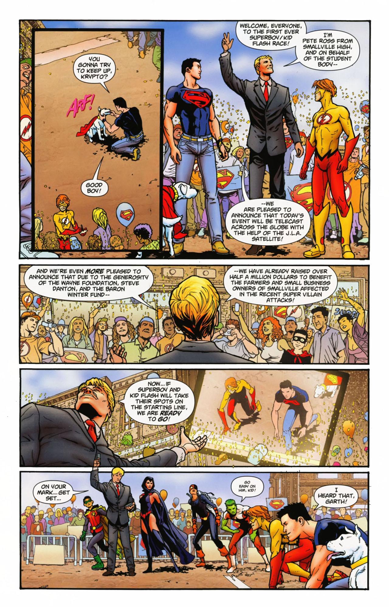 Superboy [I] Issue #5 #5 - English 11