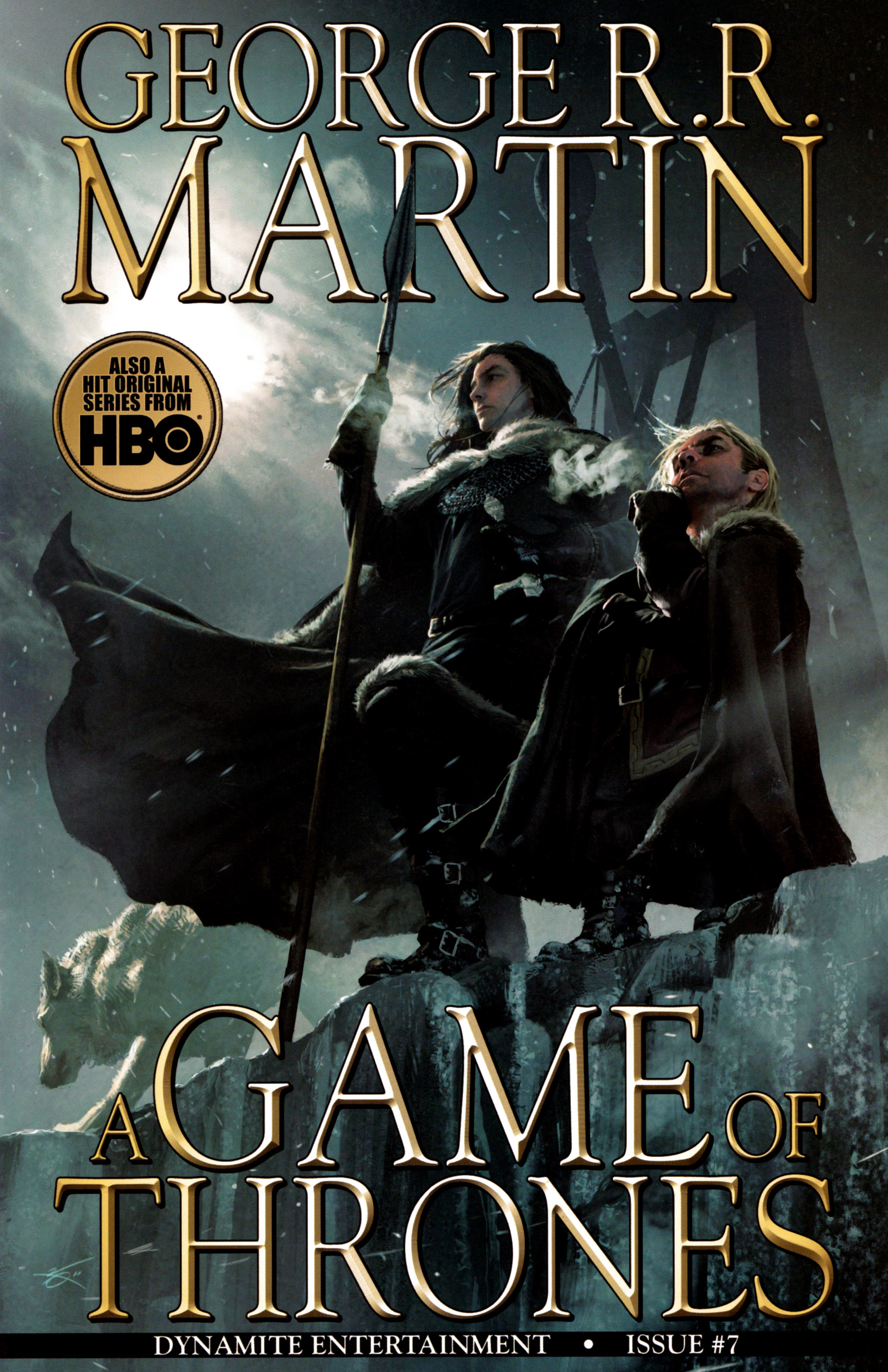 Read online A Game Of Thrones comic -  Issue #7 - 1