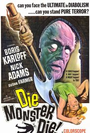 Watch Die, Monster, Die! Online Free 1965 Putlocker