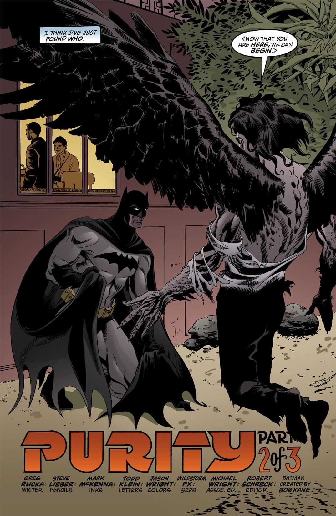 Detective Comics (1937) 769 Page 2