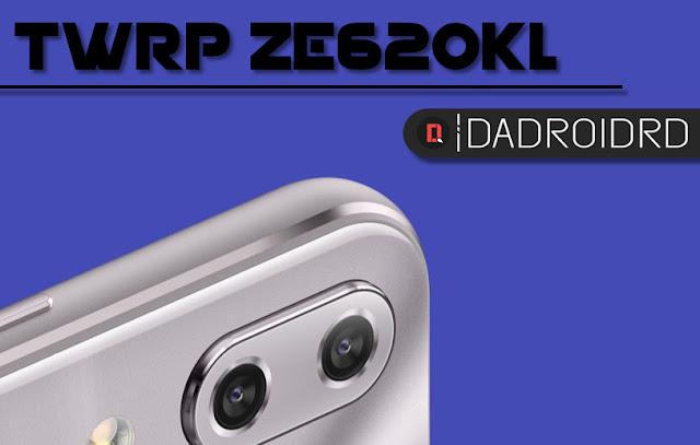TWRP Asus Zenfone 5 ZE620KL