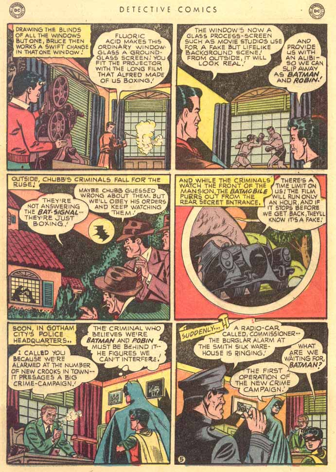 Read online Detective Comics (1937) comic -  Issue #159 - 7