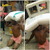 See What They Did To A Man Who Broke Into A Shop To Steal Bag Of Rice (Photos)