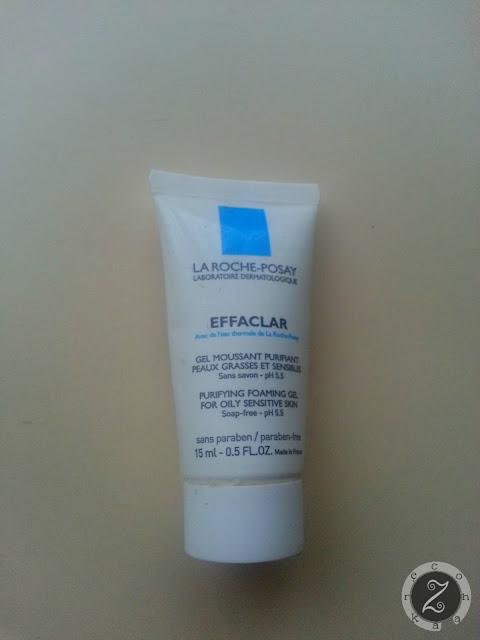 La Roche-Posay, Effaclar, żel do mycia twarzy