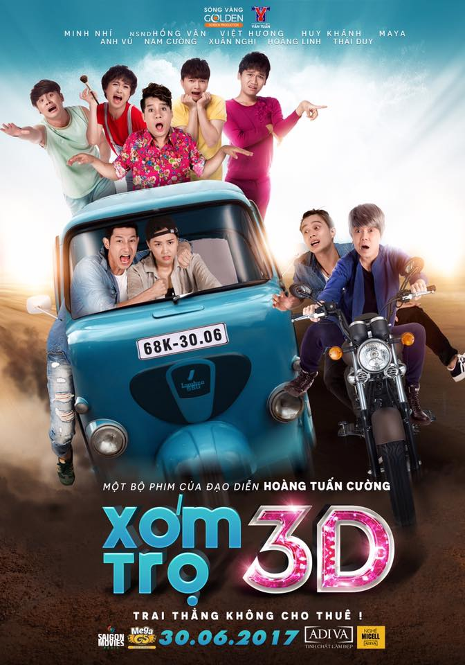 Phim Xóm Trọ 3D -Xom Tro 3D