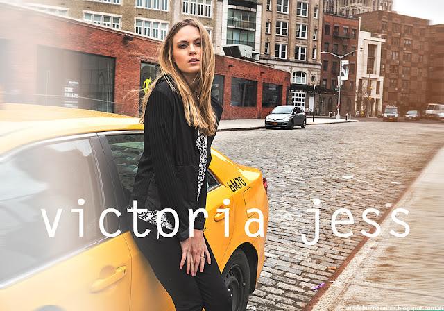 Victoria Jess otoño invierno 2016 moda.