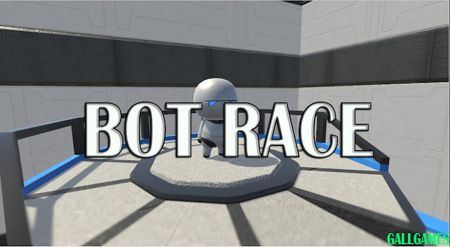 Cover Bot Race by gallgames