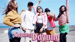 Lirik Lagu Goyang Dayung - Vita Alvia feat. RapX