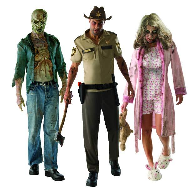 dead halloween costumes Walking