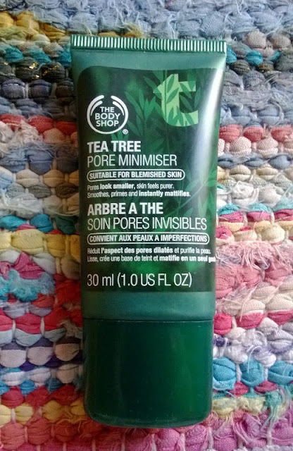 The Body Shop Tea Tree Pore Minimiser Review