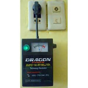 Dragon Power alat penghemat pemakaian daya listrik.
