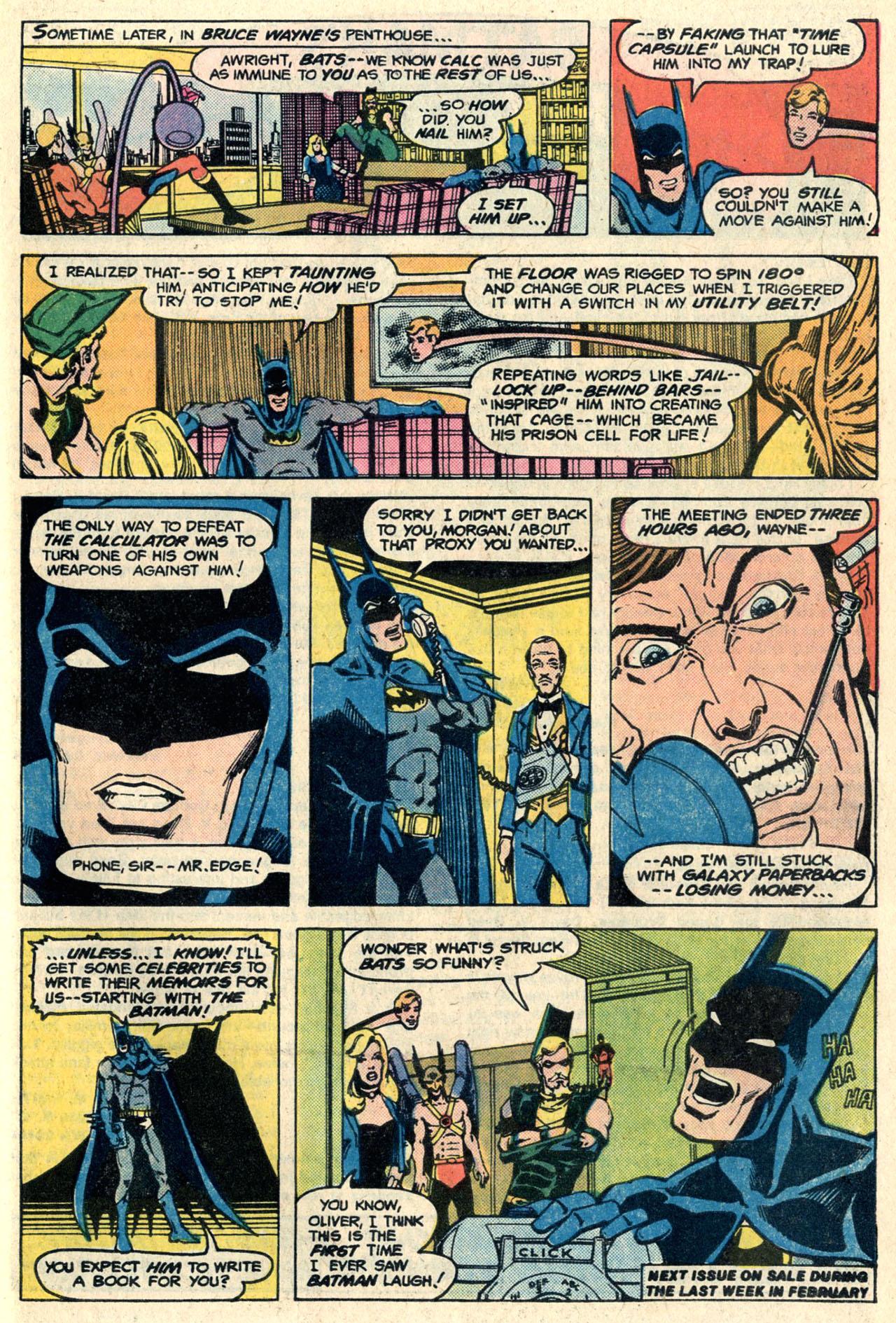 Detective Comics (1937) 468 Page 30