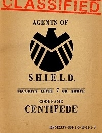 Marvels Agents of S.H.I.E.L.D. The Movie Centipede | Bmovies