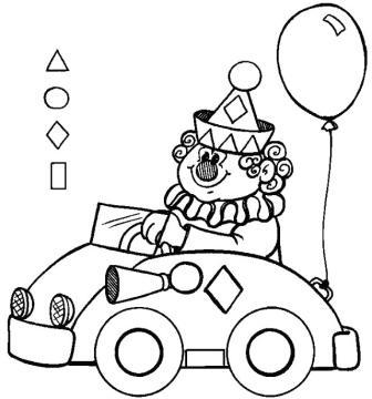 El Rincón De La Educadora Preescolar Dibujos De Figuras