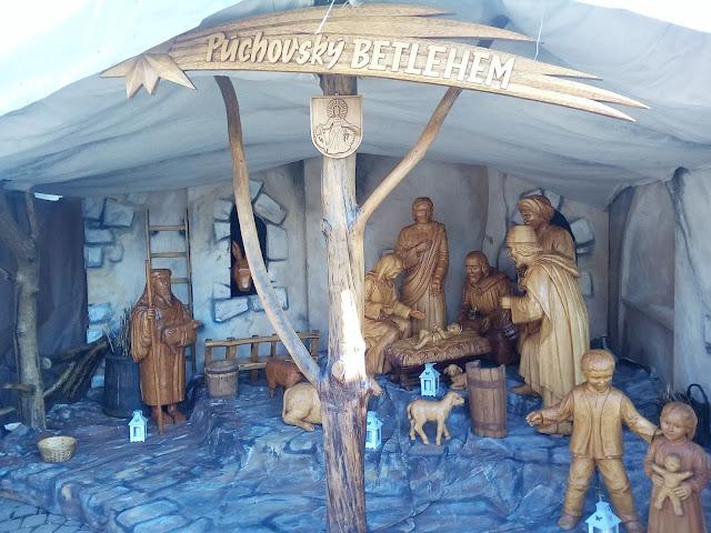 Vianočné trhy #2 Mikulášský jarmok v Púchove 2017