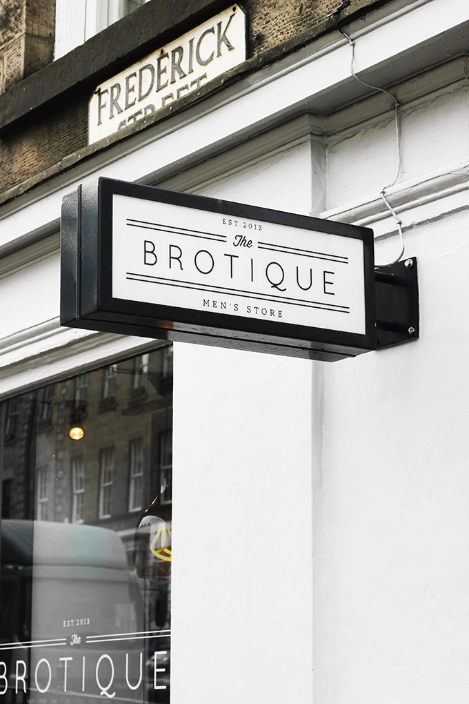 The Brotique Edinburgh