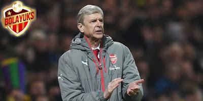 Wenger Masih Berminat Untuk Datangkan Lemar