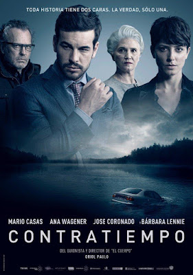 Contratiempo 2016 DVD R2 PAL Spanish