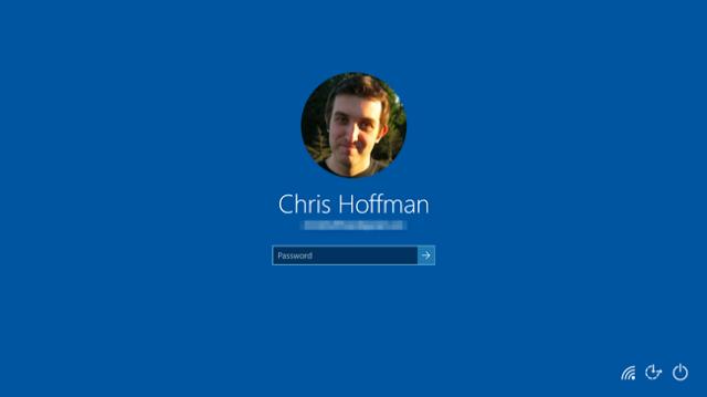 تغيير خلفية شاشة الترحيب أثناء تشغيل ويندوز 10