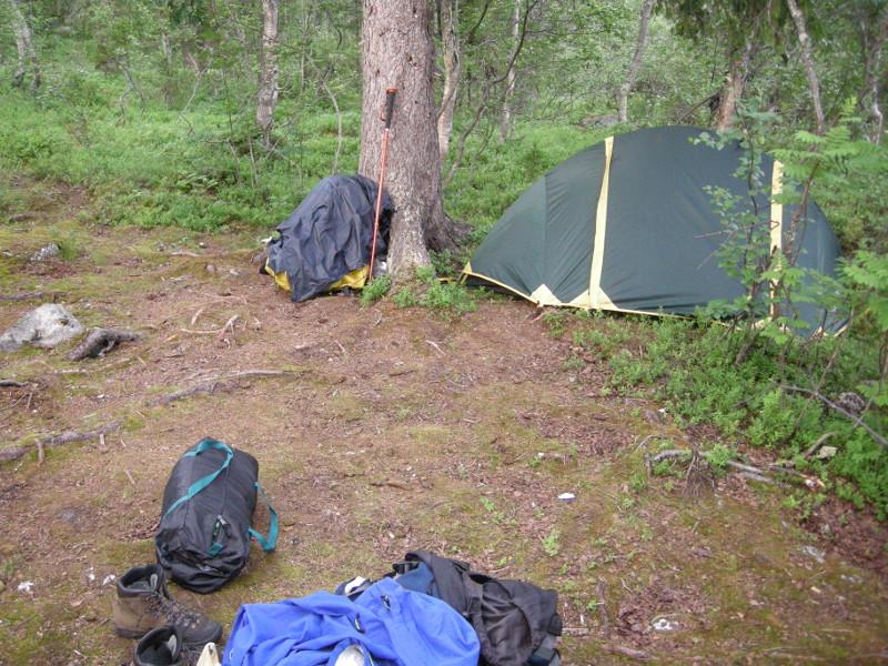 хибины стоянка палатка