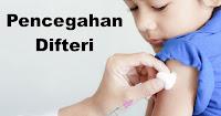 Waspada Wabah Penyakit Difteri, ini pencegahannya!