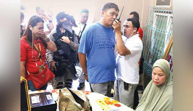 "Drug Lord sa Mindanao na Sinasabing ""Drug Queen Of The South"" Natimbog"